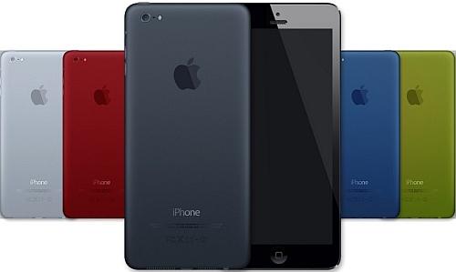 iPhone5sの多色展開はどうでしょうか?