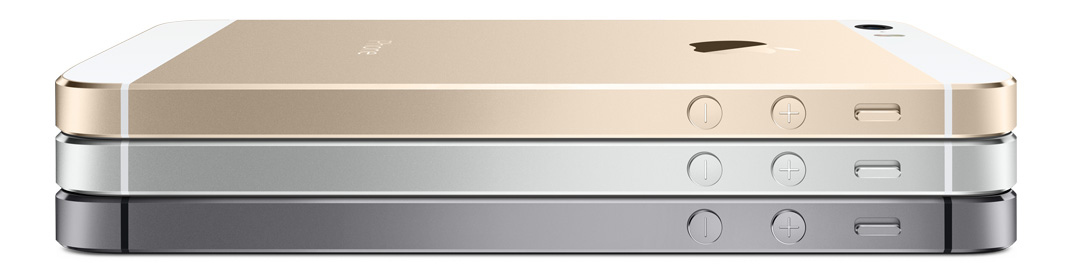 iPhone5s,5cが発表、iOS7 GM版も。さて、壁紙は…
