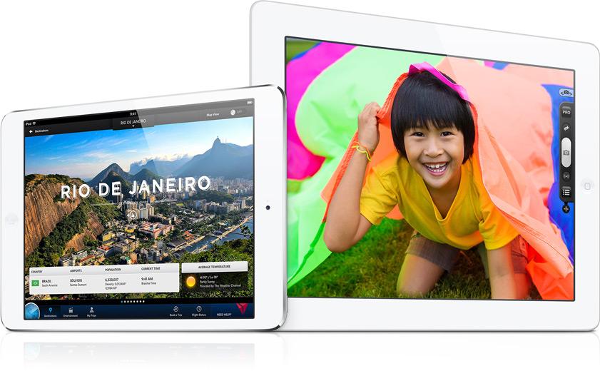 iPadの壁紙サイト